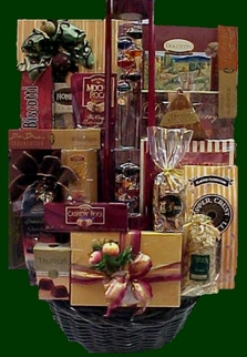 Corporate Holiday Gift Baskets