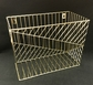 Gold Wired File Holder Gourmet Corporate Chocolate Baskets